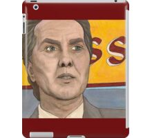 Graduation Day, Part Two - The Mayor - BtVS iPad Case/Skin