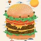 Burgerland by Dan Elijah Fajardo