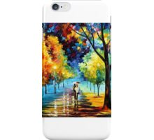 Night Alley — Buy Now Link - www.etsy.com/listing/126202185 iPhone Case/Skin