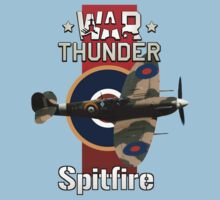 War Thunder Spitfire Kids Clothes