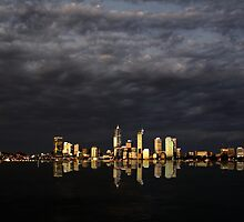 Overcast Perth by Keegan Wong