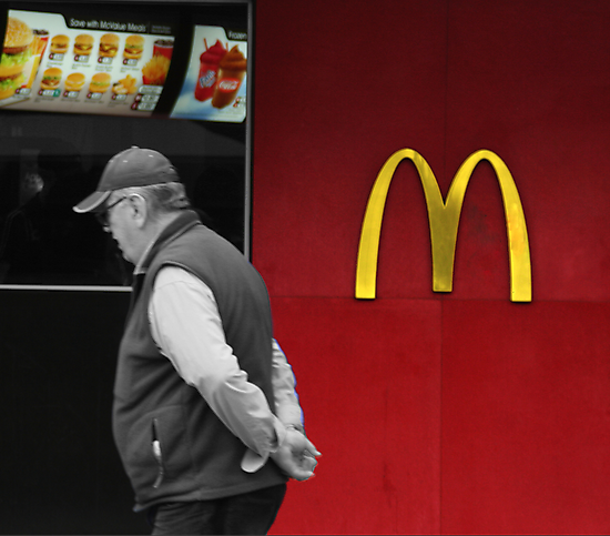 The Fast Food Nation by Keegan Wong