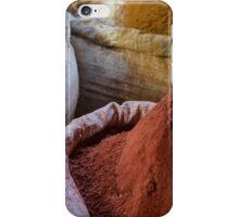 Spice Market in Harar, Ethiopia iPhone Case/Skin