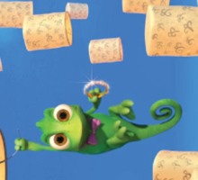 Pascal - Tangled Ever After Sticker