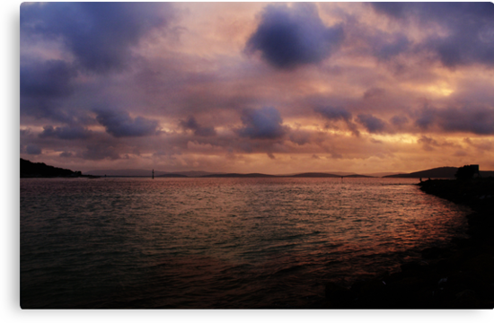 Sunset at Albany by Keegan Wong