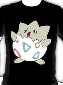 Togepi - Coloured T-Shirt