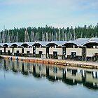 Nanaimo Boat Houses by AnnDixon