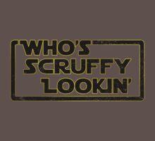 Who's Scruffy Lookin'? T-Shirt