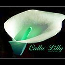 Calla Lilly by Madeline M  Allen