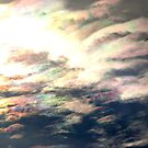 Iridescent Clouds by Roslyn Lunetta