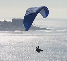 Paragliding part 2 by Dennis  Greenhill