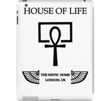 House of Life, London Nome iPad Case/Skin