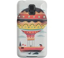 Fly me to the Moon Samsung Galaxy Case/Skin