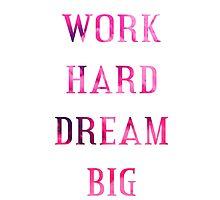 DREAM BIG by nick5509