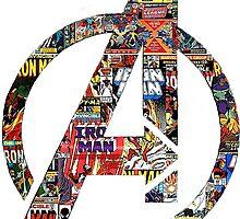 Marvel Avengers  by Kick