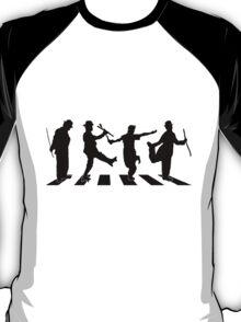 smart crossing (charlie chaplin) T-Shirt