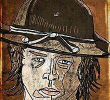 Carl by mikebone