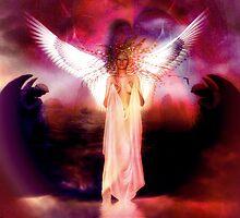 Solstice Angel 3 by helene
