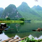 Yangshou &quot; The Village&quot; by hadstr