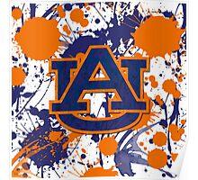Go Auburn! Poster
