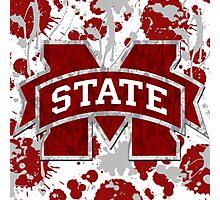 Go Mississippi State! Photographic Print