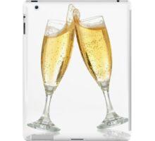Champagne Glasses  iPad Case/Skin