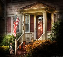 Americana by Mike  Savad