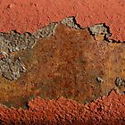 Rust Layers by Kenneth Hoffman