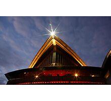 Sydney Opera House at Dawn Photographic Print