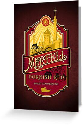 Martell Dornish Red by DJKopet