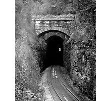 Cowan Tunnel Photographic Print