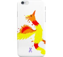 rise from the ashes iPhone Case/Skin