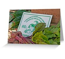 Can't Beet That! Greeting Card