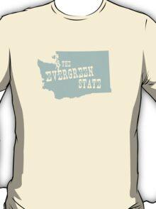 Washington State Motto Slogan T-Shirt