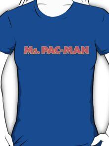 Ms Pac-man / Mrs Pacman T-Shirt