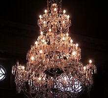Ornate chandelier by gothgirl