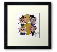 The Great Mouse Detective Framed Print