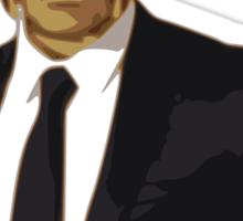 Captain Falcon in Formal Attire 2 Sticker
