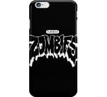 FLATBUSH ZOMBIE iPhone Case/Skin