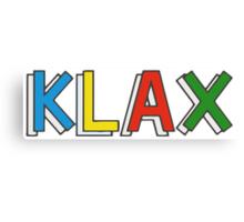 KLAX. Canvas Print