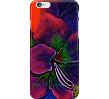 Amaryllis.... iPhone Case/Skin