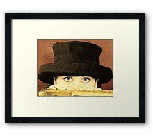 Self Portrait - BillyLee Framed Print