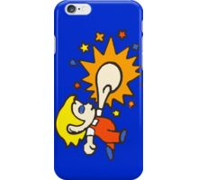 Amazing Alex Kidd punch! iPhone Case/Skin