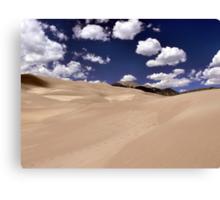 Colorado Sand Dunes Canvas Print