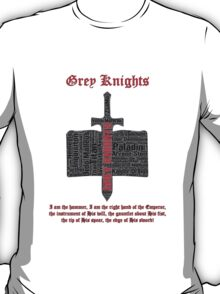 Grey Knights 2, Warhammer 40K T-Shirt