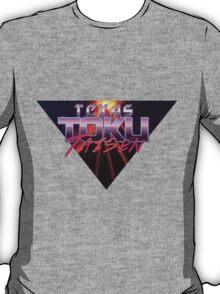 Texas Toku Taisen - Justice Prevails!  T-Shirt