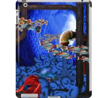 Swimming Through the Sewers of My Mind DE iPad Case/Skin