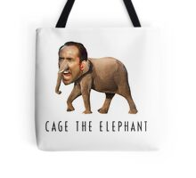 Nicolas Cage The Elephant Tote Bag