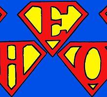 Super Hey, Ho, let's go!!   - Super Punk - by 2monthsoff