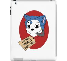 """My Chemical Romance """"Let This World Explode"""" iPad Case/Skin"""